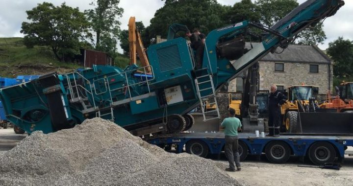 Second Hand Plant Machinery