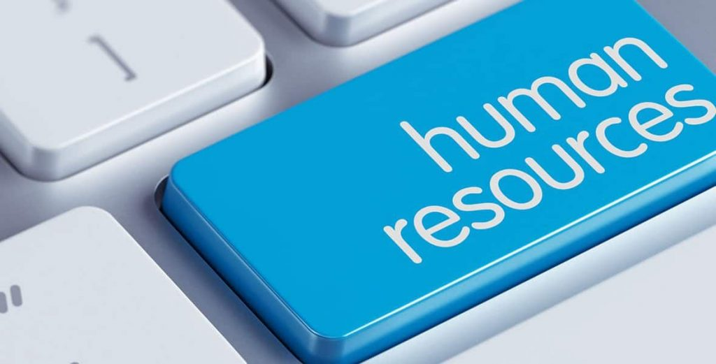 Human Resources Keyboard